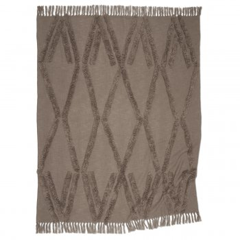 Pläd Copenhagen Simply Taupe Classic Collection